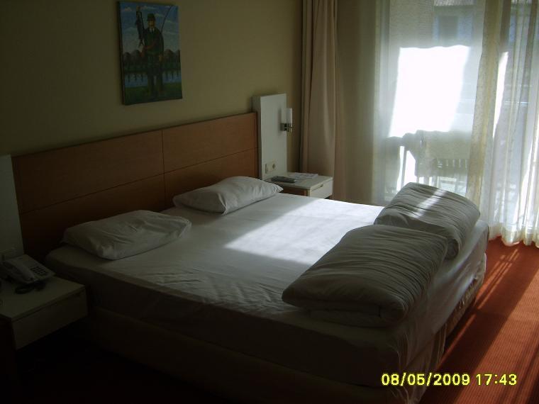 Otel Bahçe Odası