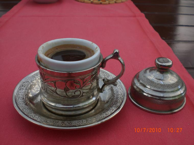 Köy Kahvaltisinda Kahve Keyfi