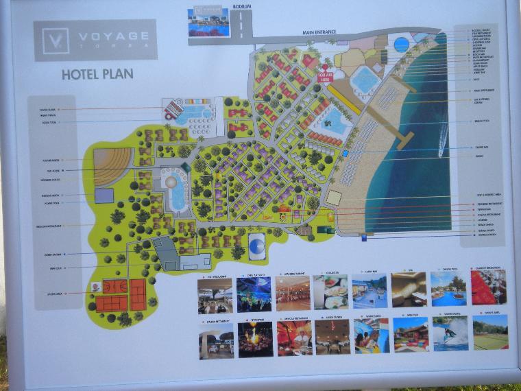 Otel Planı