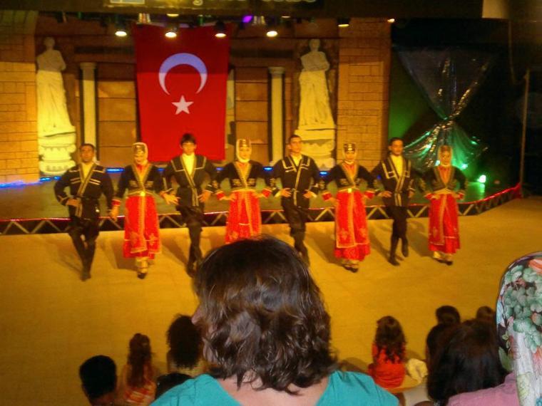 Türk Gecesi...