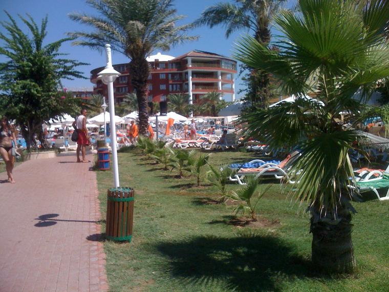 Selge Beach