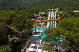 Naja Naja Aquapark - Aerial 3