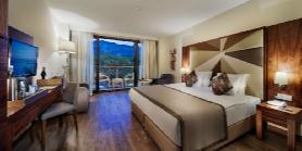Main Building Standard Room - Bedroom