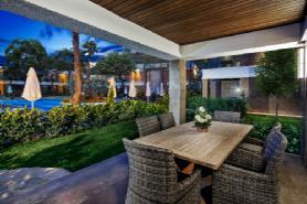 Lagoon Deluxe Suite - Garden