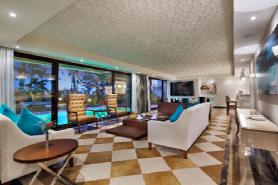 Villa Nirvana - Livingroom
