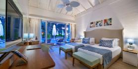 Lagoon Luxury Villa - Children's Bedroom